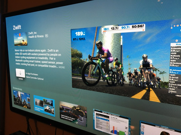 Zwift Android Apk