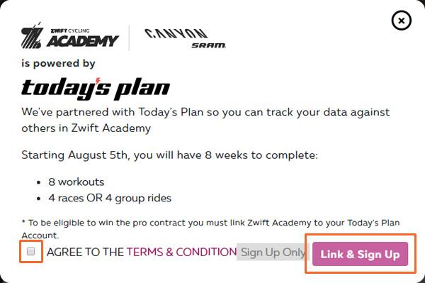 Zwift Academy 2019 Dates